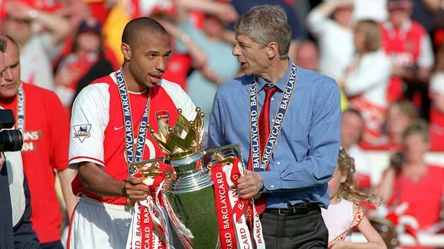 Wenger feiert 20-jähriges Arsenal-Jubiläum