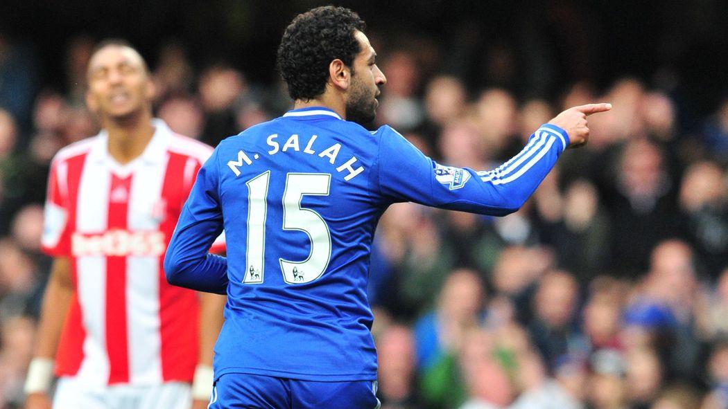 brand new 1cb17 193c1 Mohamed Salah plays 30 minutes, still in line for winners ...