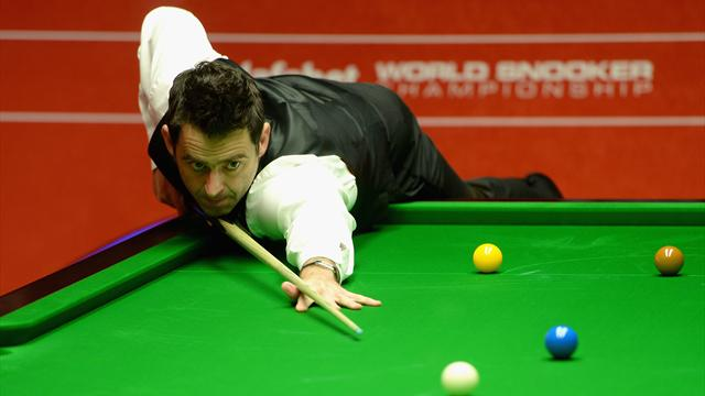 Davis: O'Sullivan playing greatest snooker in sport's history