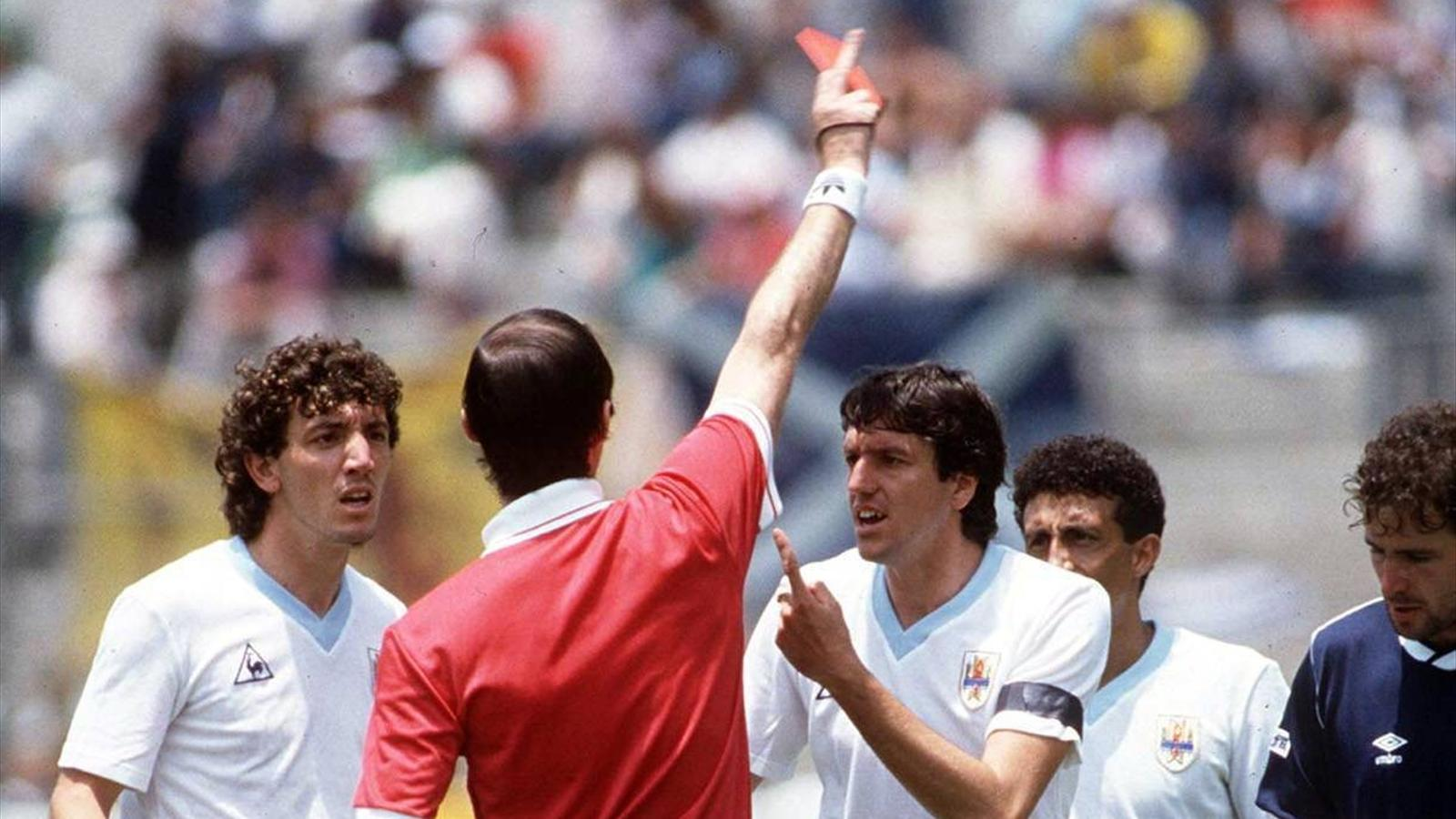 Coupe du monde 1986 la r tro victoire de l 39 argentine au mexique coupe du monde 2014 - Coupe du monde mexique 1986 ...