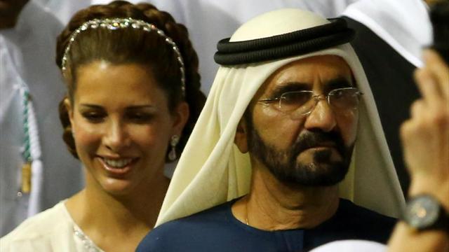 Иорданская принцесса ищет подтверждения коррупции чиновников ФИФА