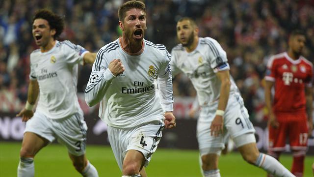 Sergio Ramos avait un compte à régler avec le Bayern