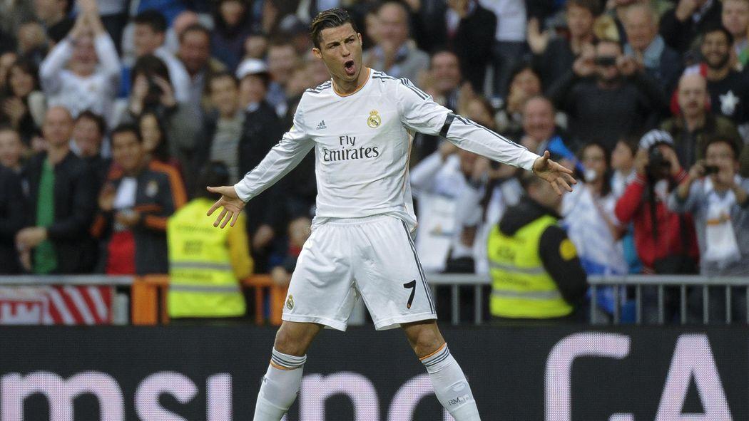 e562e7ec345c8 Cristiano Ronaldo (Real Madrid) est déjà une légende de la C1 selon ces  chiffres - Ligue des champions 2013-2014 - Football - Eurosport