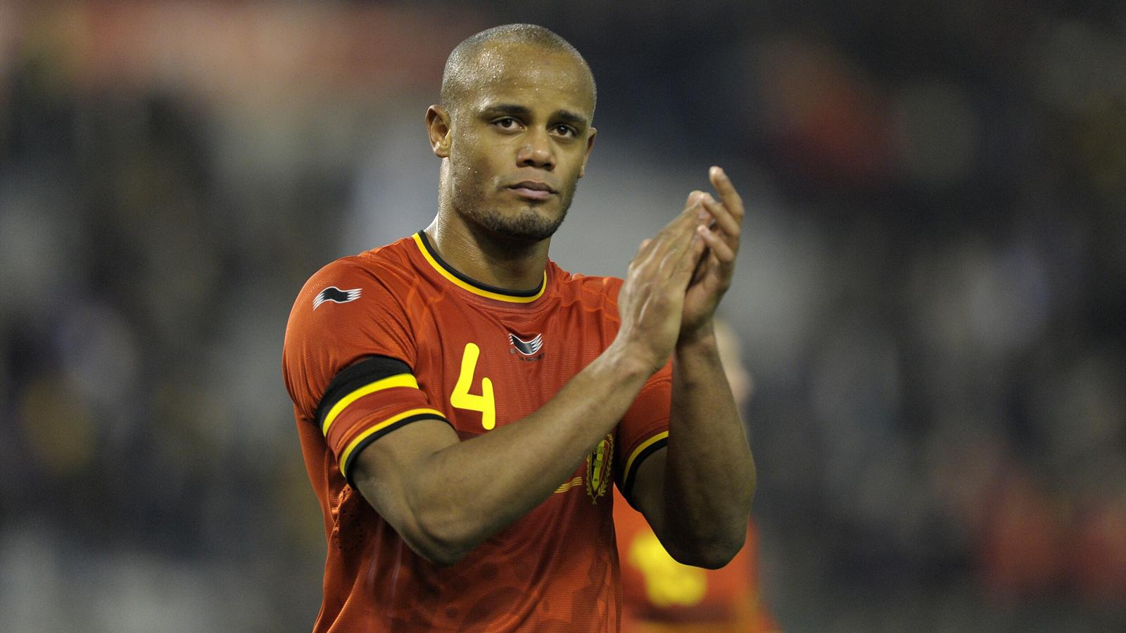 Vincent Kompany fit to play for Belgium on Tuesday Euro 2016