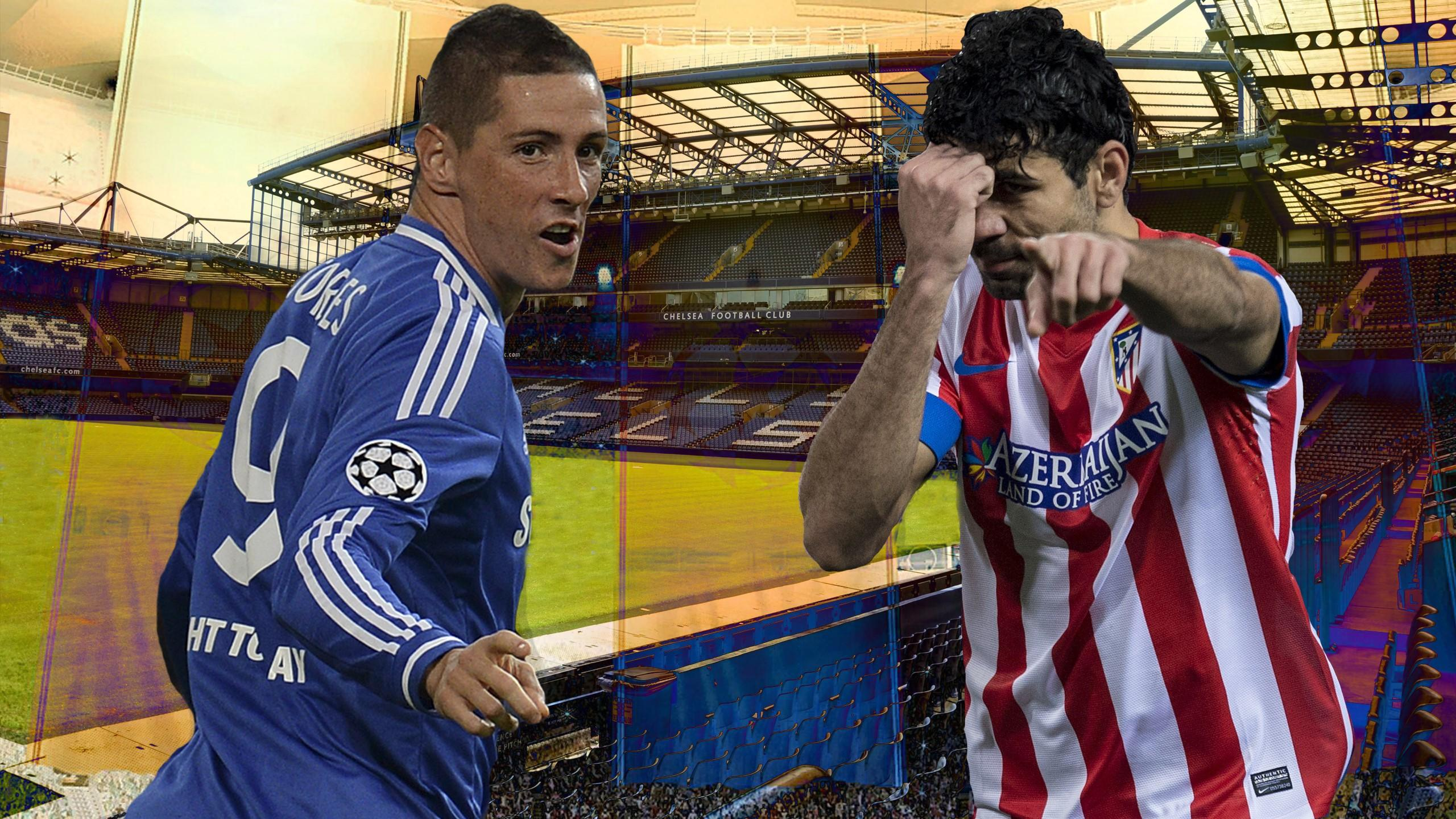 ¿Lo sabías? Chelsea-Atleti, una relación escrita con tinta de gol - Eurosport