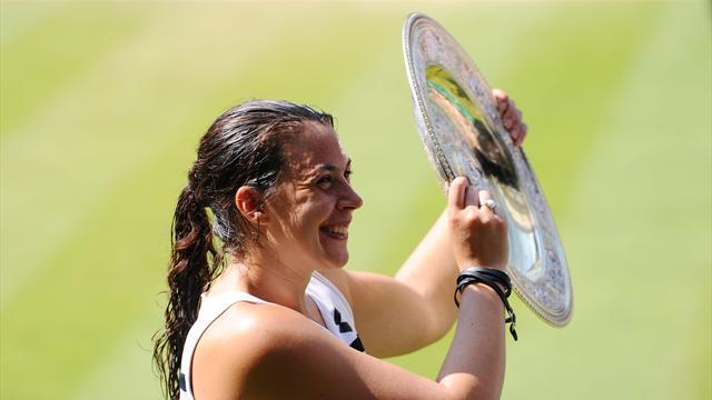 Bartoli : «Gagner la Fed Cup et un Grand Chelem»