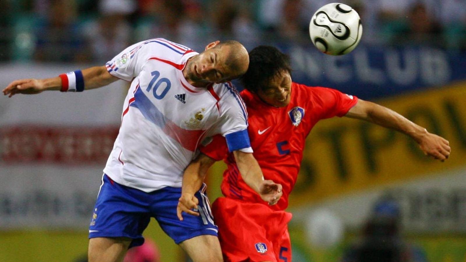 Coupe du monde 2006 la r tro victoire de l 39 italie en - Bresil coupe du monde 2002 ...