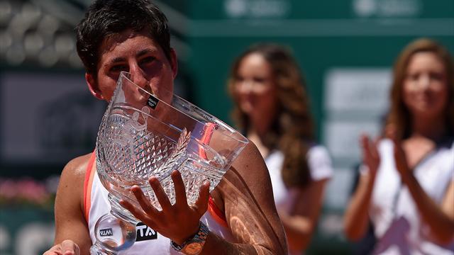 Navarro finally wins WTA title in Portugal