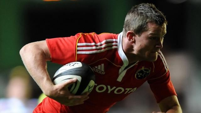 Munster close in on home semi-final with win