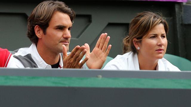 A nouveau papa de jumeaux, Federer zappe Madrid