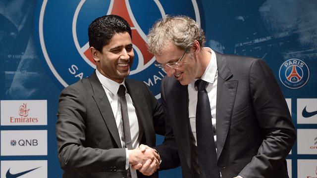 Le PSG démontre sa confiance à Blanc, prolongé jusqu'en 2018