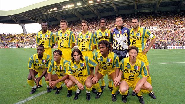Nantes 1995 - PSG2016 : il y a ce que disent les chiffres et ce qu'ils ne montrent pas