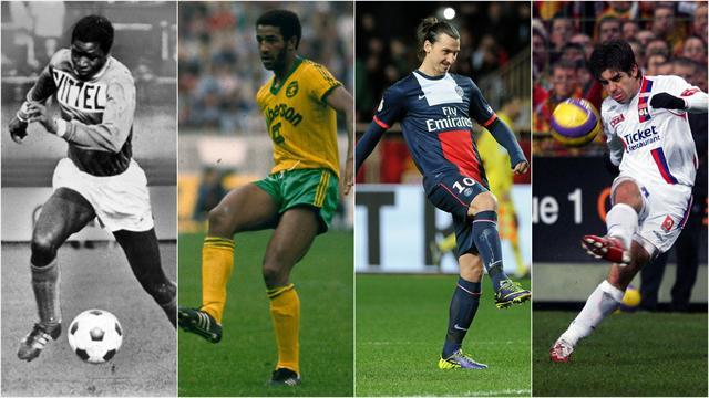 Le Top 10 des champions de France