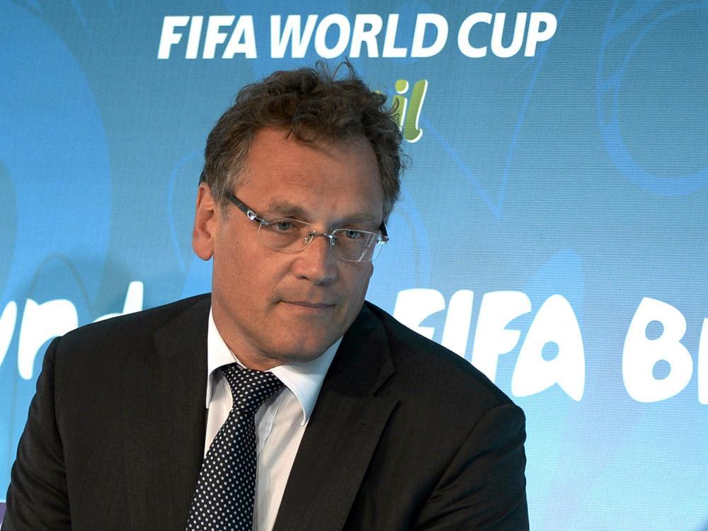 Жером Вальке, генсек ФИФА