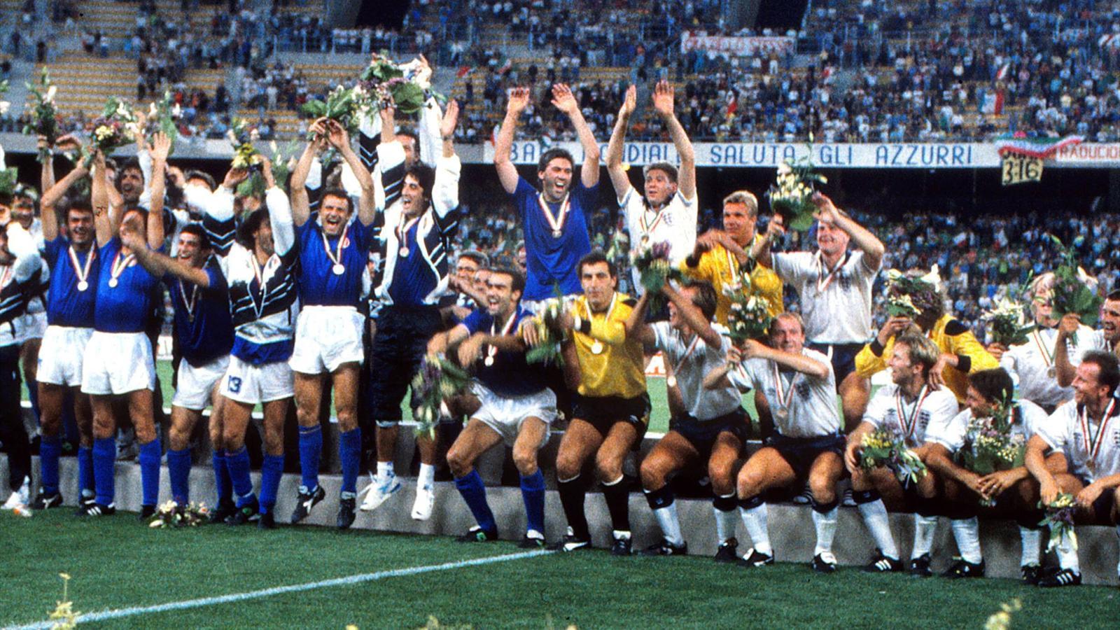Coupe du monde 1990 la r tro victoire de la rfa en italie coupe du monde 2014 football - Phase finale coupe du monde 2014 ...