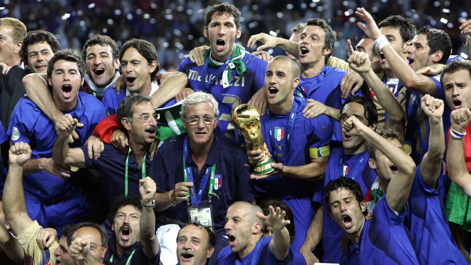 Coupe du monde 2006 la r tro victoire de l 39 italie en allemagne coupe du monde 2014 - Coupe du monde de football 2006 ...