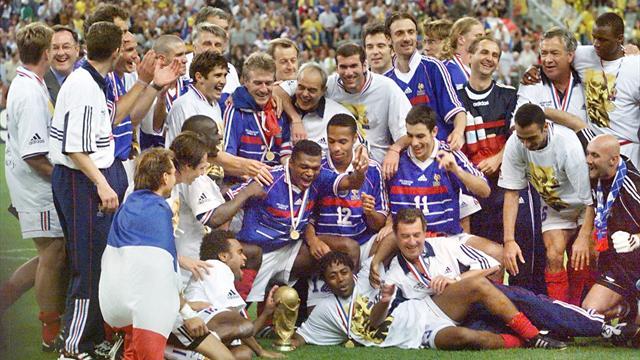 Rétro 1998 : la France entre à son tour dans l'histoire