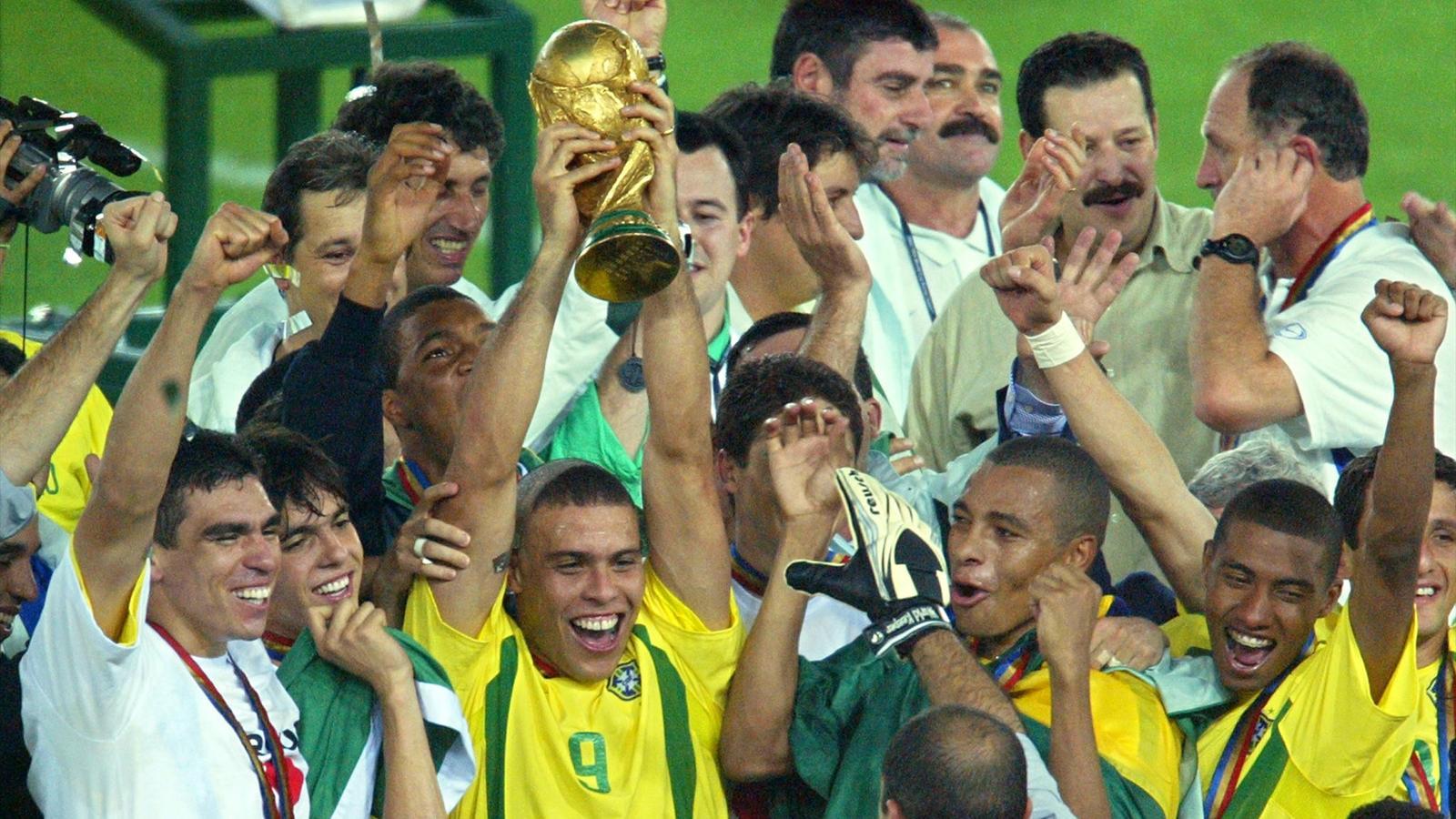 Coupe du monde 2002 la r tro victoire du br sil en - Bresil coupe du monde 2002 ...