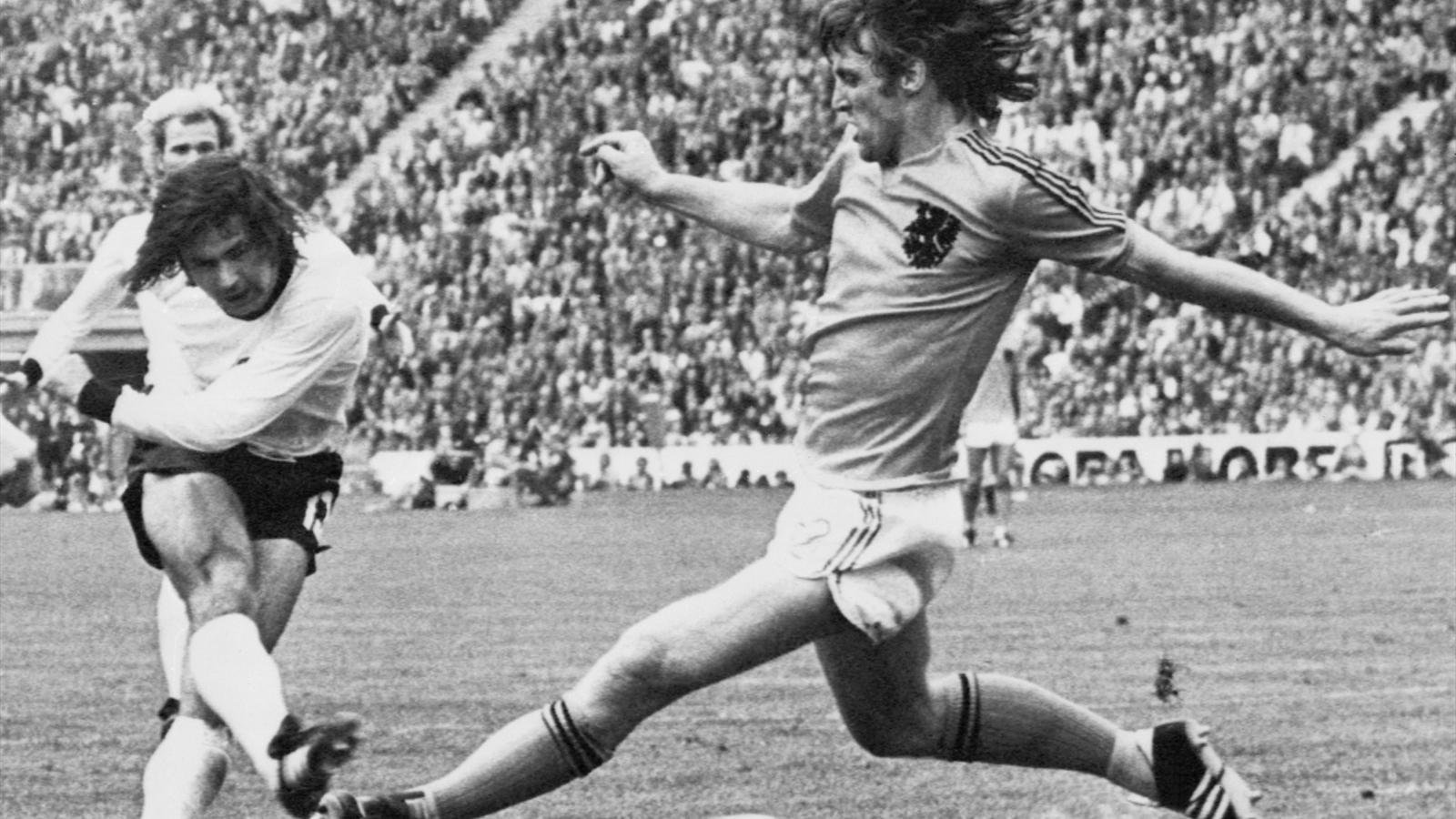 Gerd Müller Coupe du monde 1974