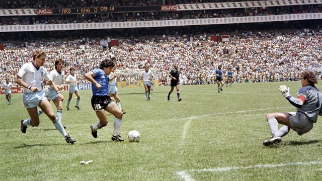 Main de Dieu et but du siècle : ce que vous ignoriez sur le jour où Maradona est entré au Panthéon