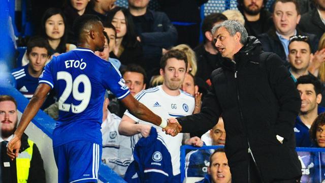 """Eto'o sur Mourinho : """"Ce n'est pas parce qu'un idiot a dit que j'étais un vieil homme…"""""""