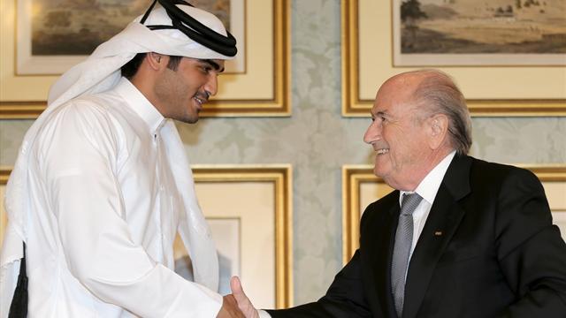 """Blatter change d'avis : le choix du Qatar pour le Mondial 2022 était """"une erreur"""""""