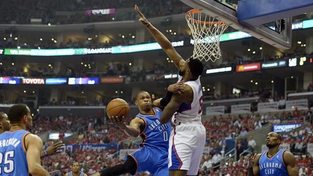 Oklahoma City Thunder finalde