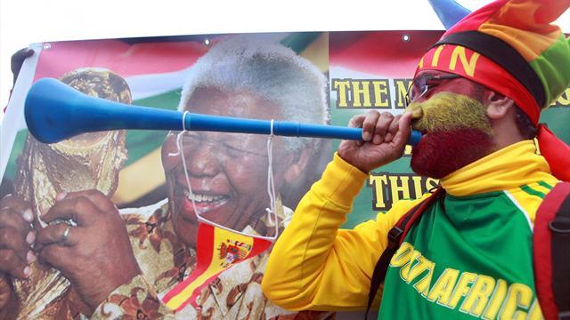 Gare aux tympans, les vuvuzelas sont de retour !