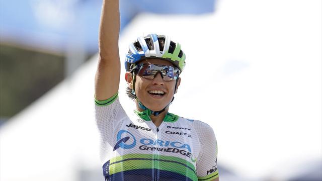 Tour de Lombardie : La victoire pour Chaves, Bardet 4e