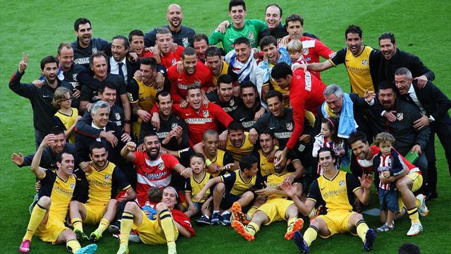 Спор с судьбой. «Атлетико» выиграл чемпионский титул