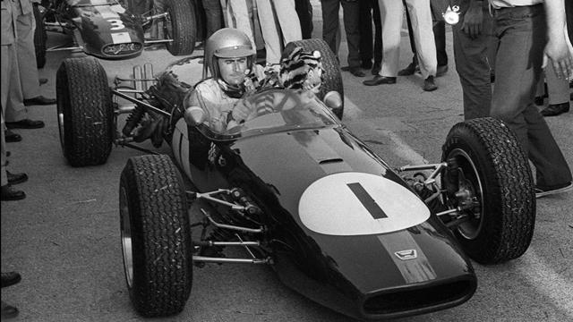 Jack Brabham, légende de la F1, est décédé