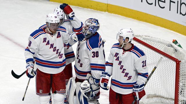 Rangers edge Stars, Philadelphia defeat Arizona - Highlights of Saturday's NHL Games