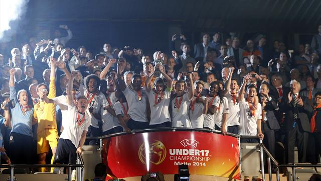 Şampiyon İngiltere!