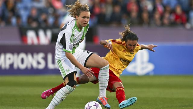 Tyresö FF-VfL Wolfsburg: Vero Boquete, a las puertas (3-4)