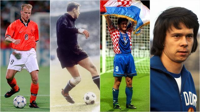 Le Top 100 des joueurs qui ont marqué la Coupe du monde