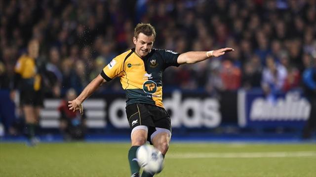Myler kicks Northampton to Challenge Cup glory