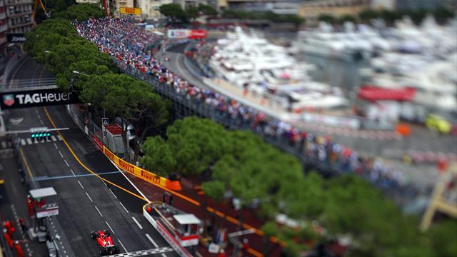 Monaco pourrait remplacer Moscou début juin