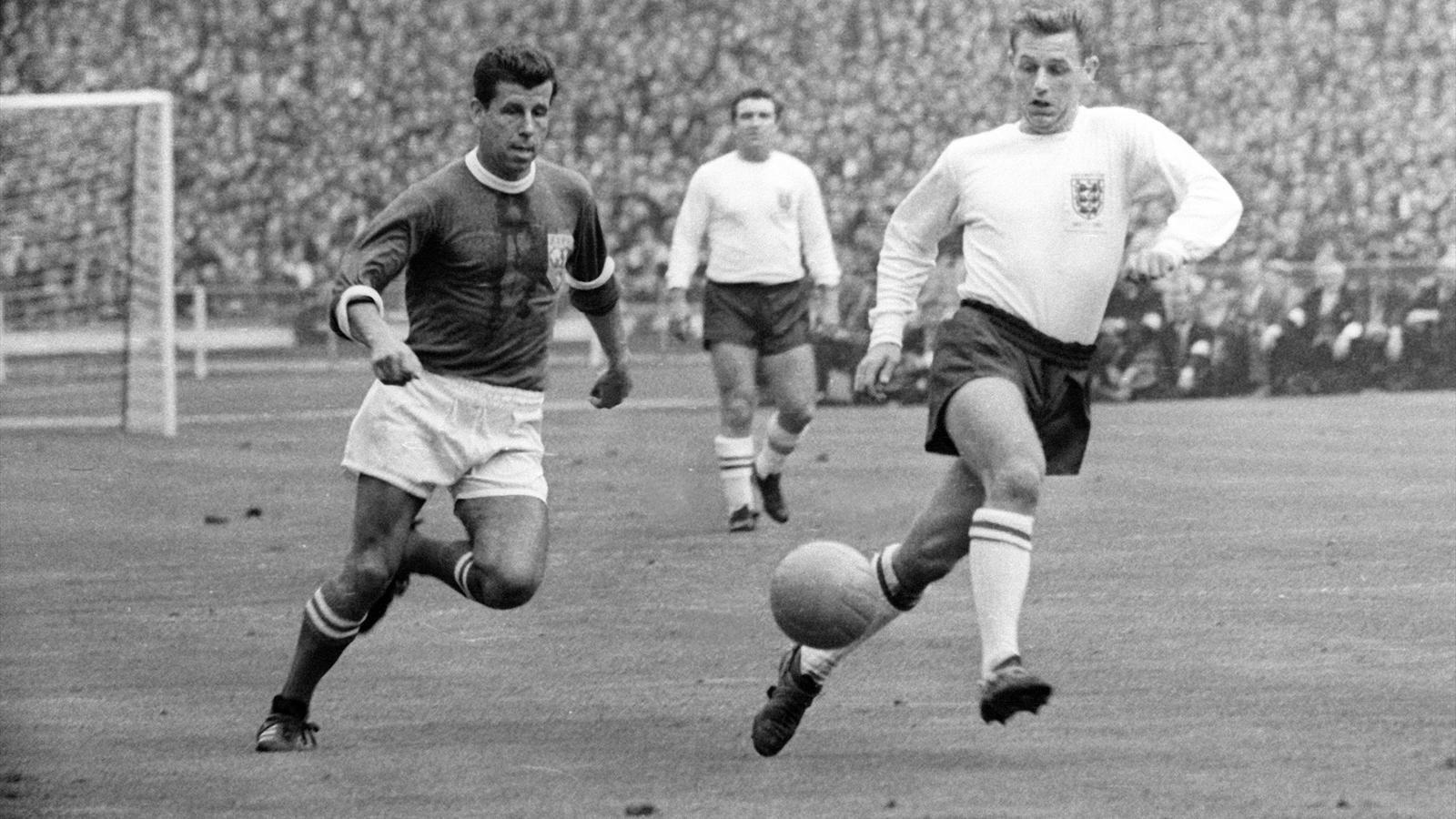 Josef Masopust Ballon d 1962 est mort Football Eurosport