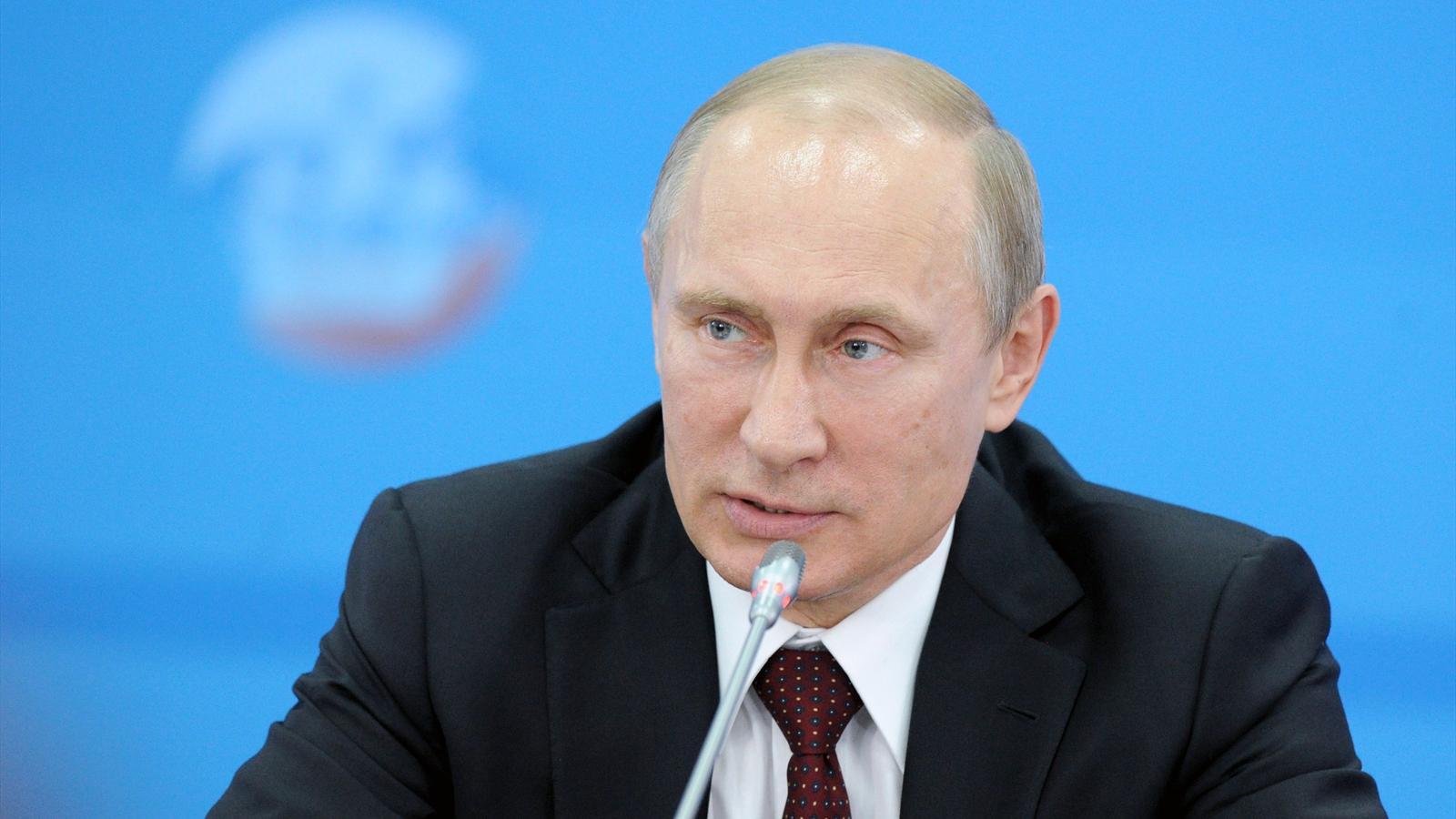 Президент россии владимир путин afp