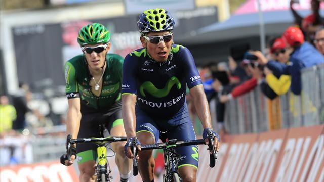 """Pierre Rolland : """"J'ai suivi Quintana !"""""""