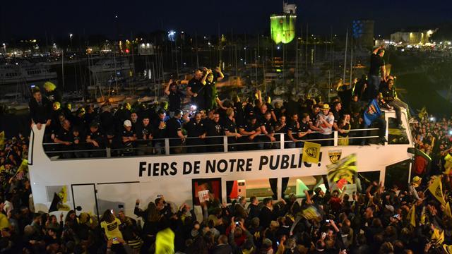 A La Rochelle, la fête n'en finit plus