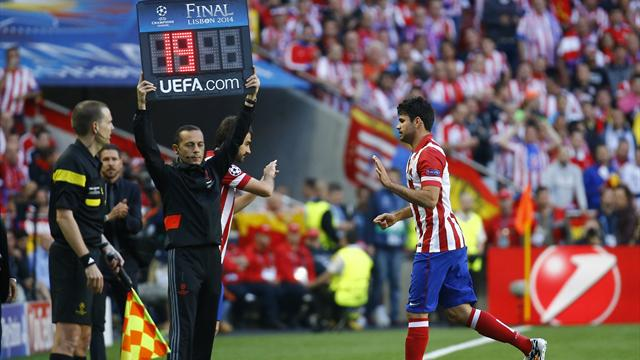 We have enough backup if Costa injured - Del Bosque