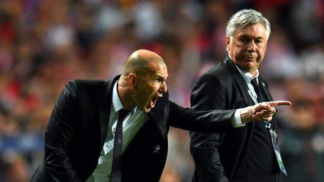 """Zidane sur Bayern-Real : """"Des matches comme ça, ça m'excite ! """""""