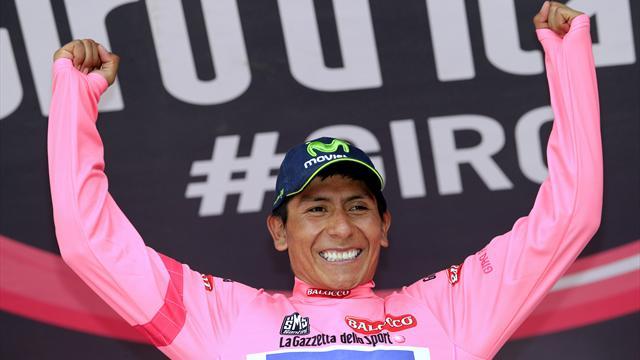 Quintana est bien le patron, Rolland n'est plus sur le podium