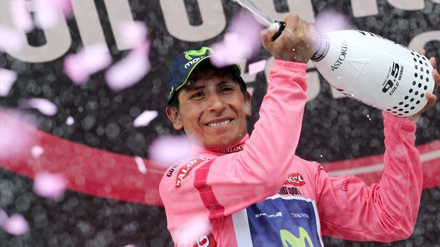 Le Giro s'est joué dans le Stelvio mais pas là où on l'attendait