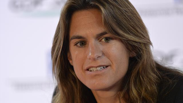 Tennis : Mauresmo  : </b>