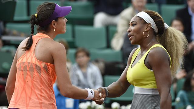 Kadınlarda finalin adı: Serena-Muguruza