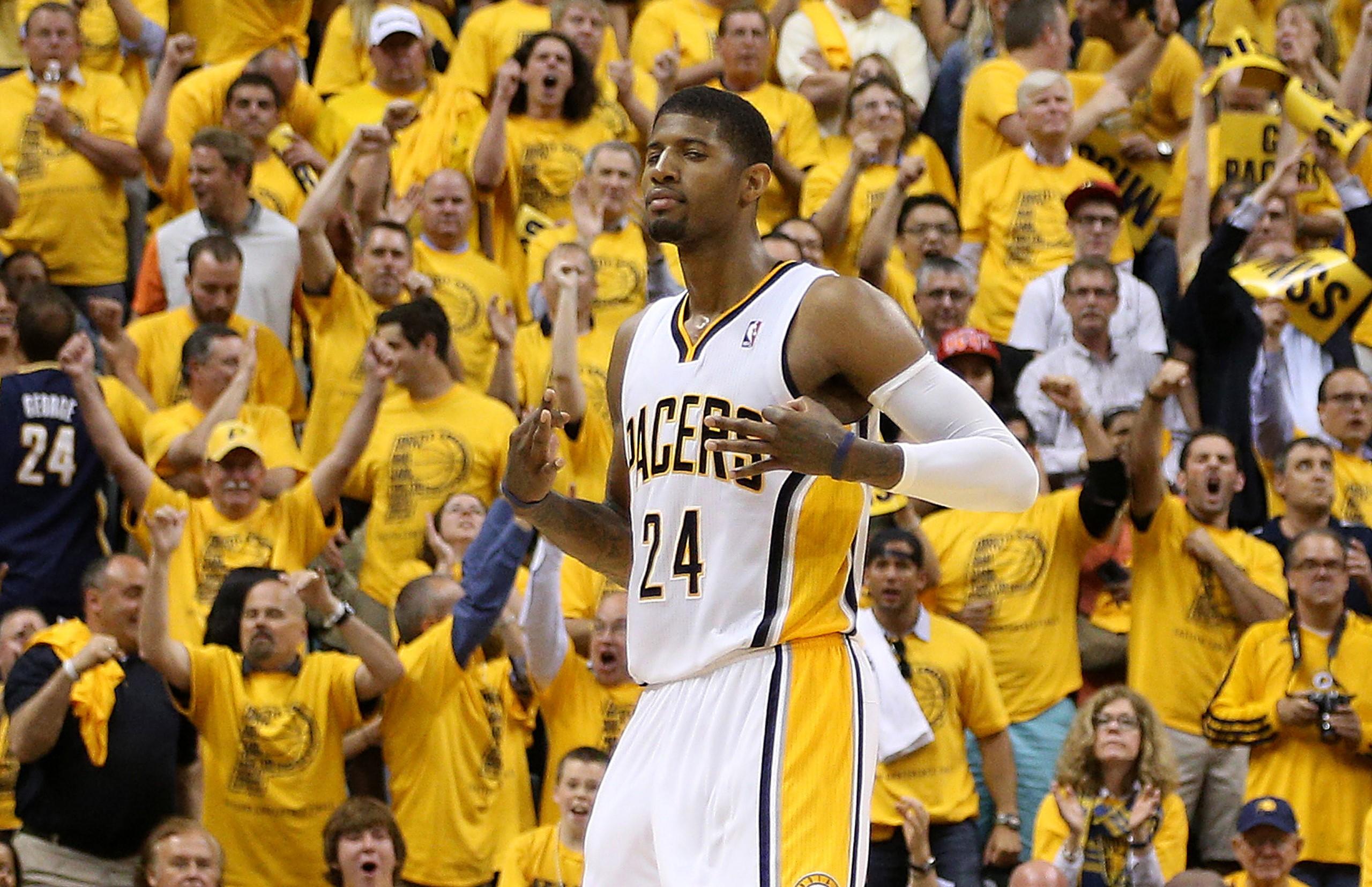 Indiana Pacers forveti Paul George