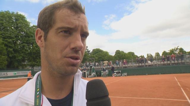 Tennis : Gasquet :