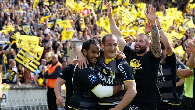 La saison de La Rochelle en sept moment-clés